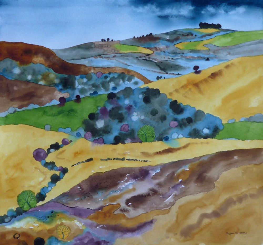 Doone Valley, Exmoor Devon, Roger Griffiths