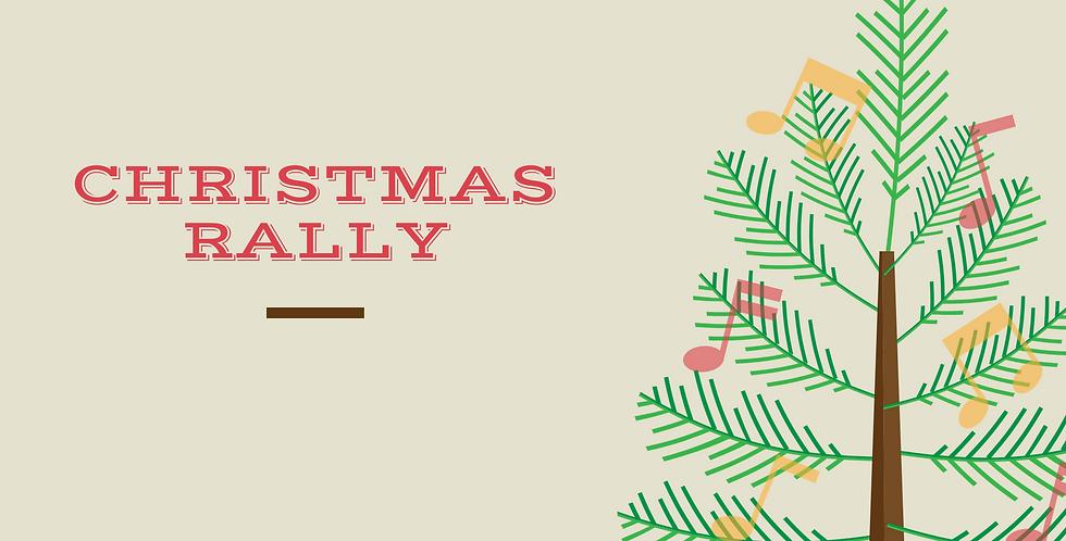 Christmas Rally