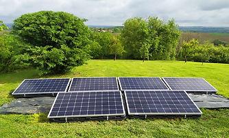 photovoltaïque au sol autoconsommation