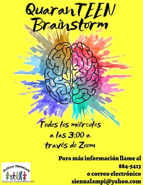 Copy of Copy of Brain Watercolor Splash