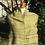 Thumbnail: Echarpe Cachemire tissée verte et jaune