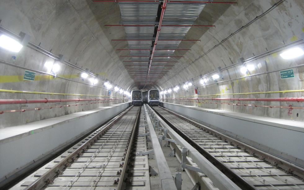 Metropolitana M5 - Milano