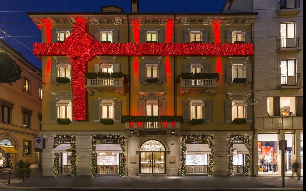 Cartier Via Montenapoleone - Milano
