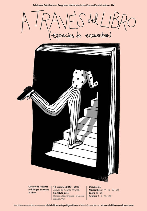 A través del libro