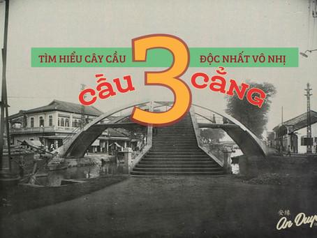 CHUYỆN CHỢ LỚN - Cầu Ba Cẳng, cây cầu độc nhất Sài Gòn
