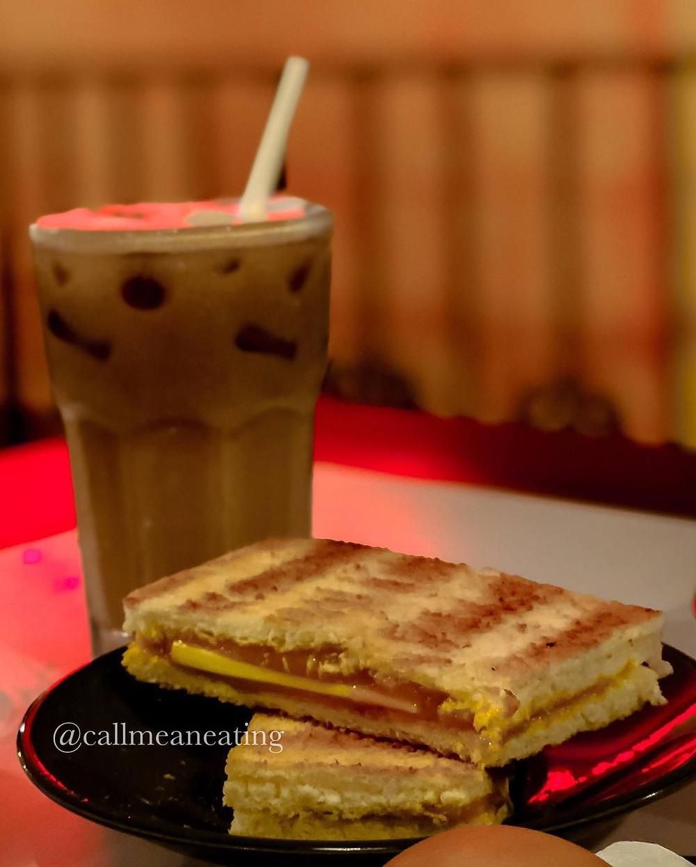 an duyên chợ lớn, bánh mì kayatoast, bánh mì singapore, bánh mì hải nam, ăn sáng chợ lớn, chợ lớn ăn gì ngon, ăn uống quận 5, nhà hàng quận 5, quán ăn quận 5