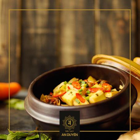 Những món ăn từ đậu hũ - lợi ích vàng cho sức khỏe