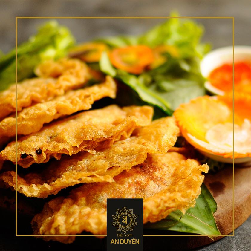 Chả Ram An Duyên, Chả Giò Phô Mai, nhà hàng chay, quán chay, cơm chay, món chay, nhà hàng quận 5, nhà hàng chay người Hoa