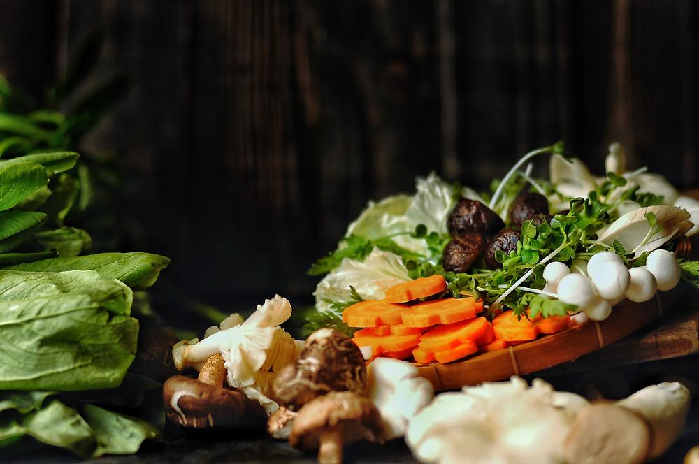 Dinh dưỡng từ rau, củ, ngũ cốc giúp cải thiện sức khỏe cho trẻ