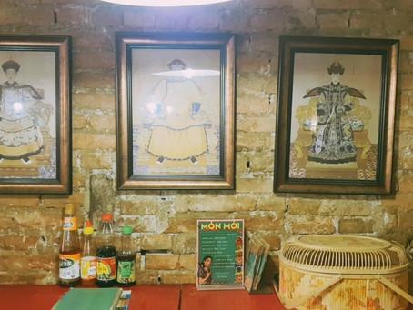REVIEW AN DUYÊN - anh Tùng Khôi  - Ngôi nhà của ký ức