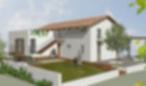 בית פרטי תכנון עיצוב אדריכלות