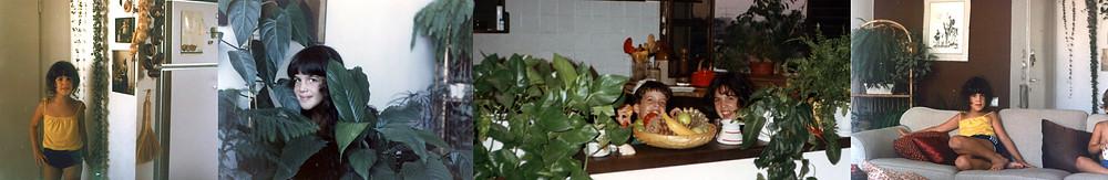 ג'ונגל אורבני בבית ילדותי | סטודיו85 | אדריכלית שירי מוטס לוין