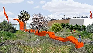 קרית אונו - תכנון הכניסות לעיר - תחרות אדריכלים