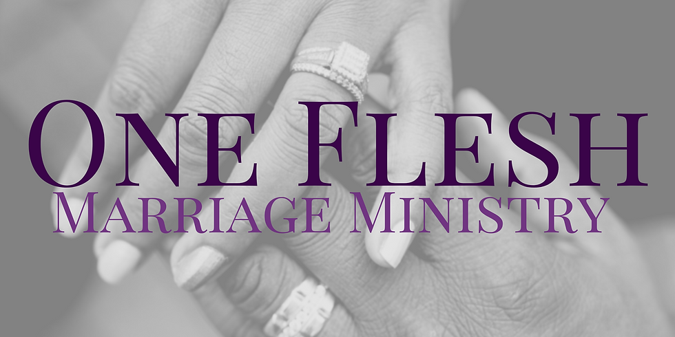 One Flesh Marriage Ministry