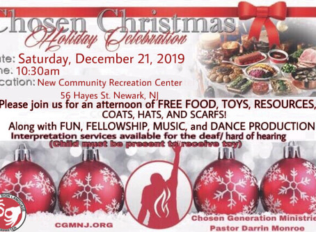 Holiday Celebration 2019