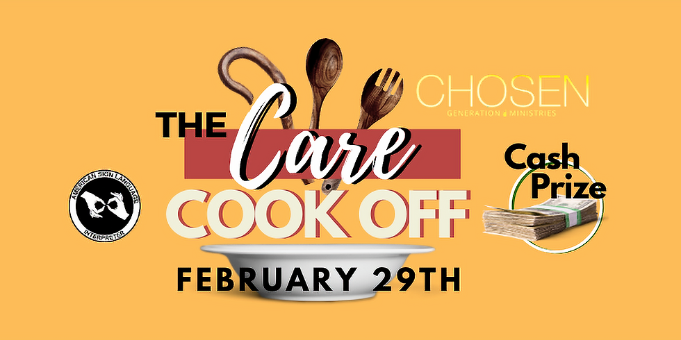 The Care's Cook Off