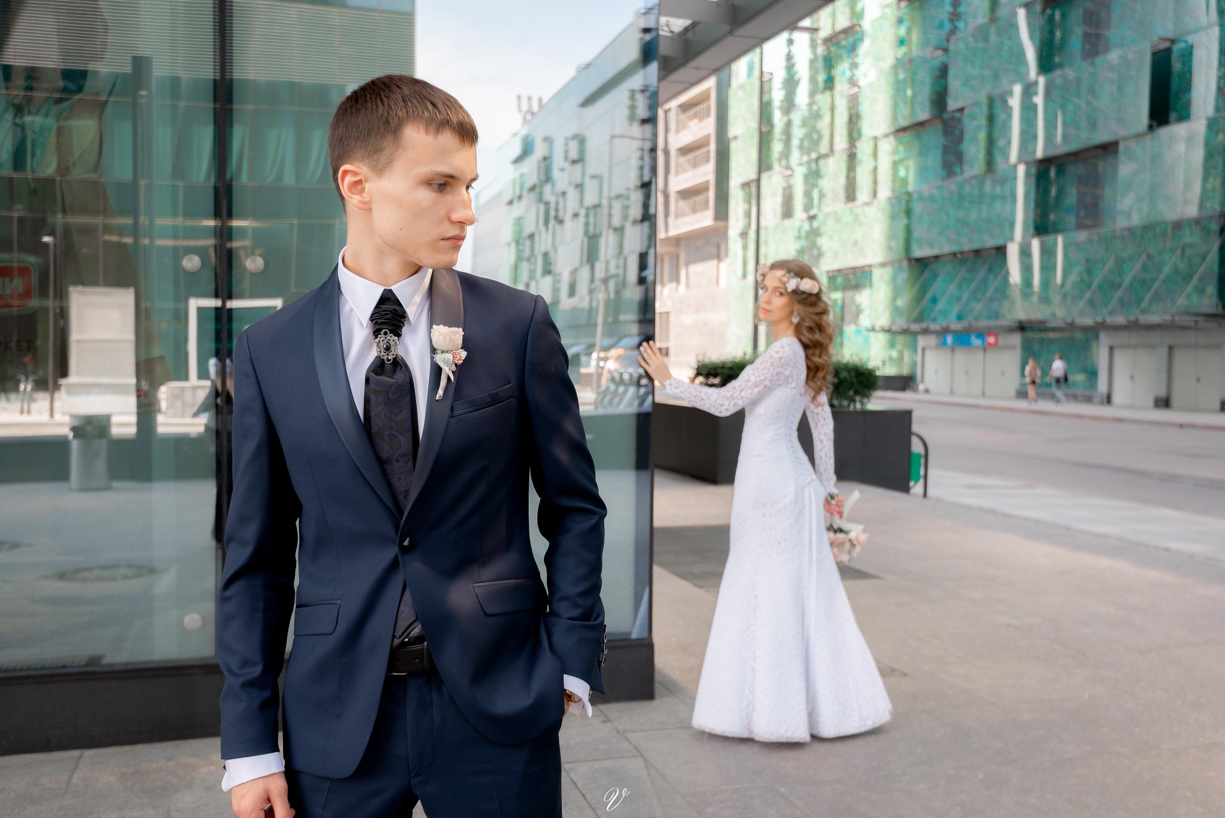 свадьба в москвасити