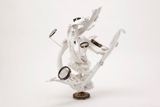 Camille Franch- guerra, Érosion, sculpture, MPA project
