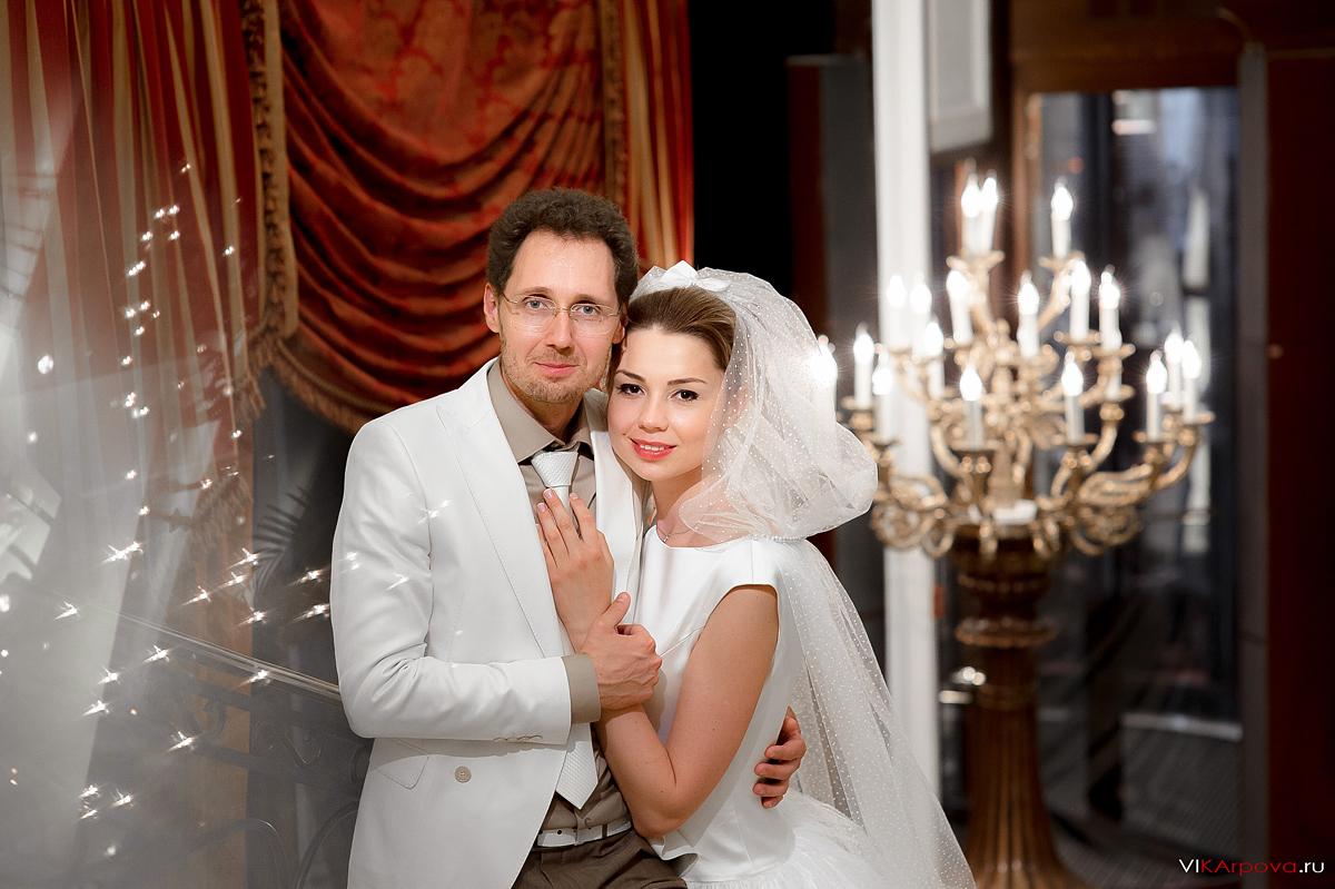 свадьба в ритце