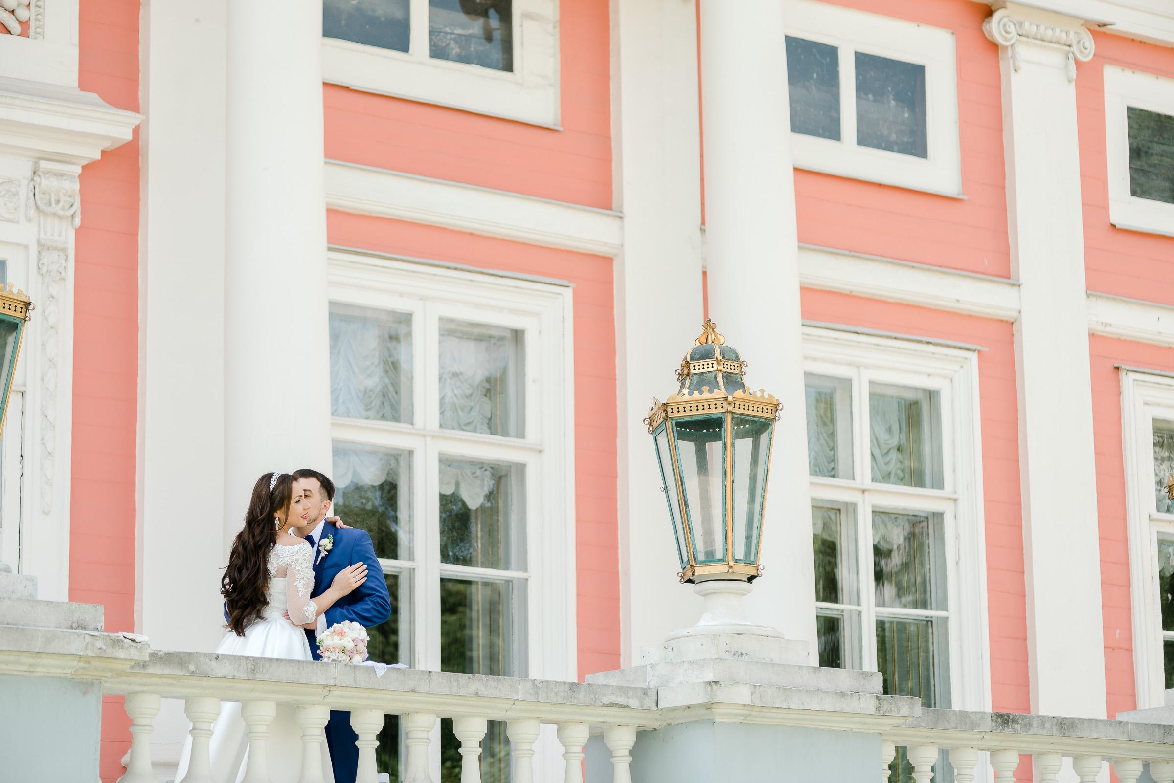 усадьба в кусково свадьба
