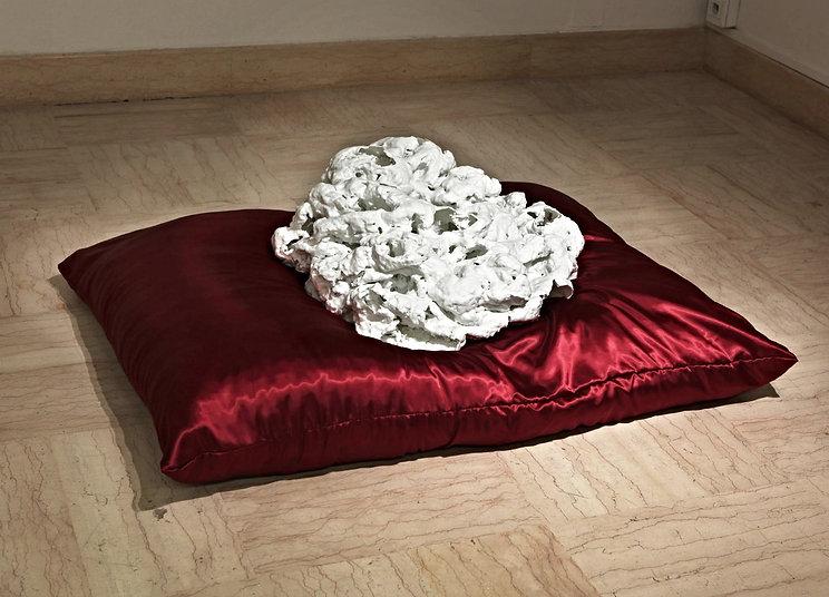 Camille Franch-guerra, Untitled, « Quelque chose qui ne se nomme pas, m'atteint du fond » * Borges
