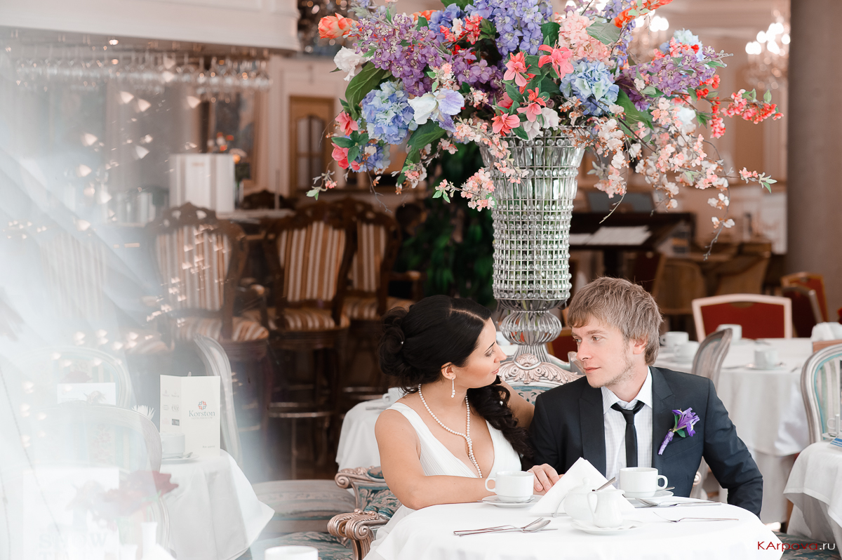 свадебные фотографии невест