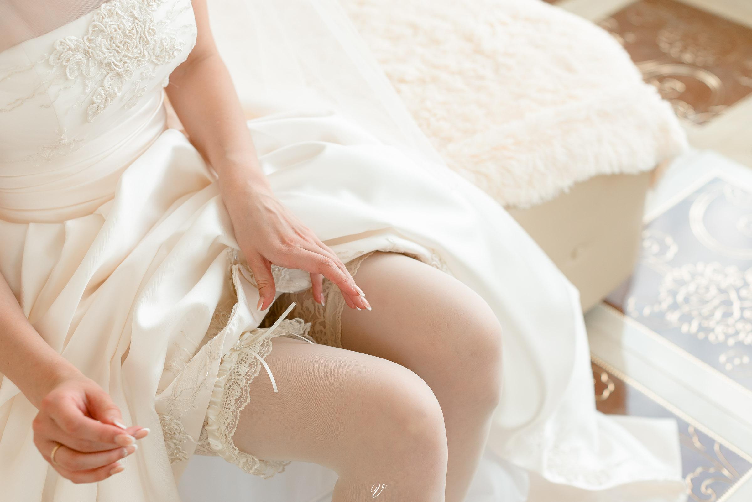 Детали образа невесты