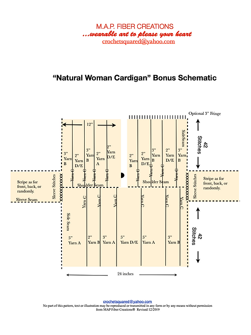Natural Woman - Additional Schematic