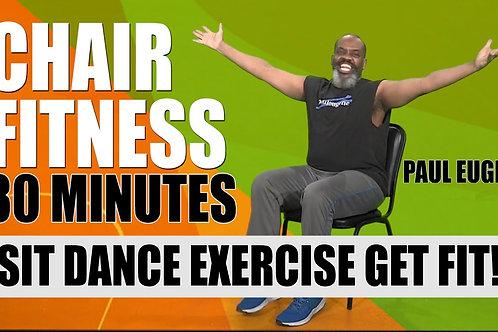 Chair Fitness Aerobics Workout