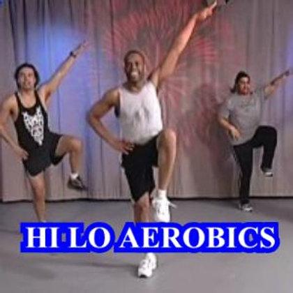 Hi Lo Aerobics