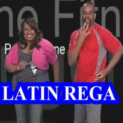 Latin Reggaetón