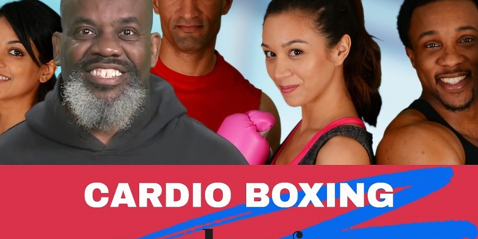 Cardio Box Low Impact Aerobics