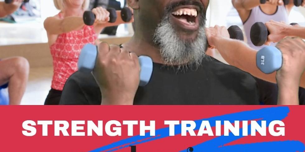 Zoom Strength Training (W)