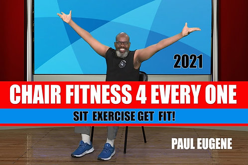 Chair Fitness 4 Everyone