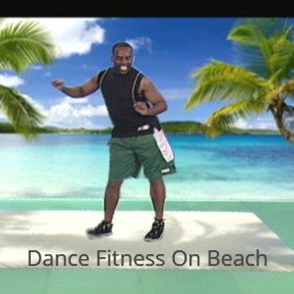 Dance Fitness Beach