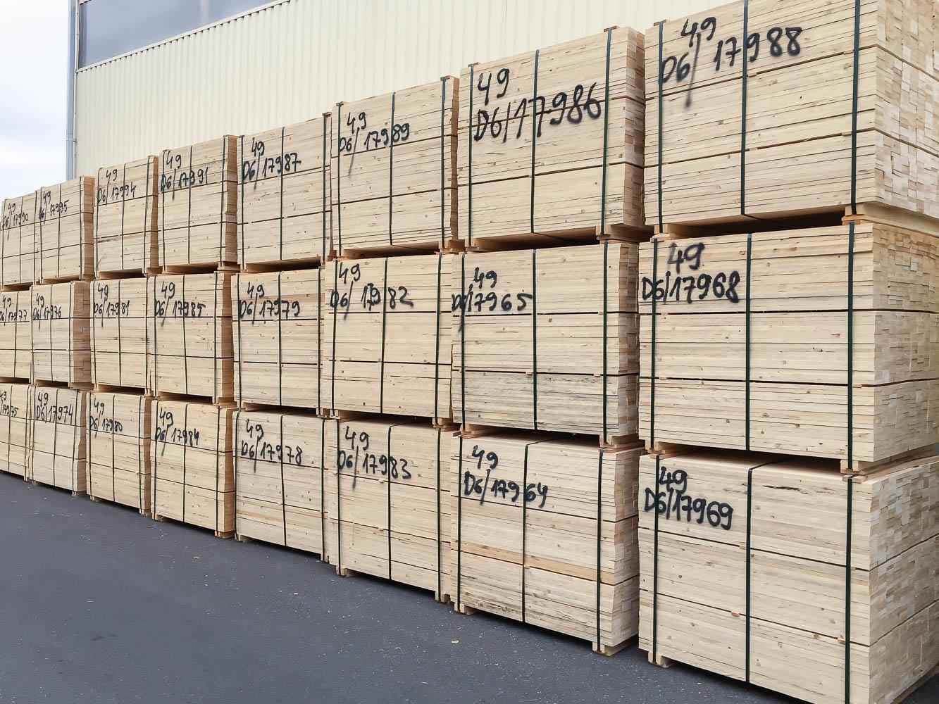 19x95x1145 Pallet Boards