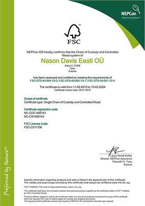 Nason_Davis_Eesti_OÜ_FSC_COC_w_CW_Certif