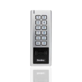 Stainless Visitor Register Keypad