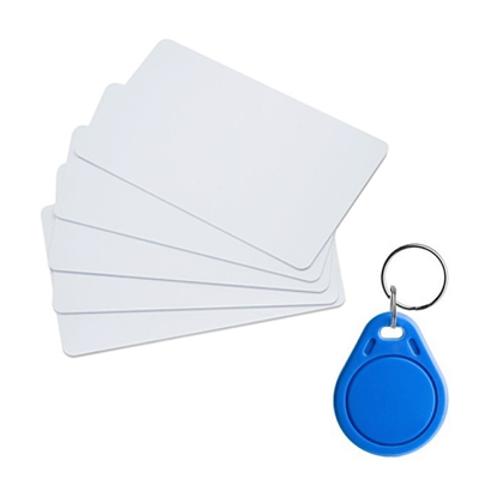 ID Cards, Keyfobs & Mobile Key