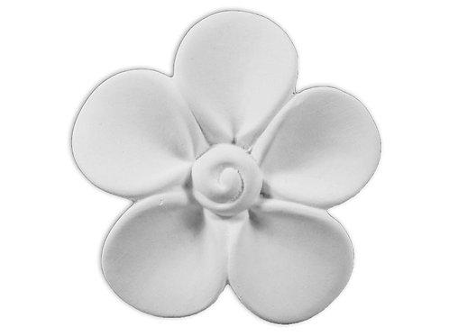 Bisque Garden Dainty Flower
