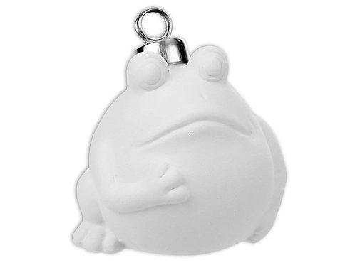 Fat Frog Ornament
