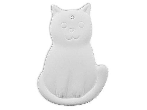 Sassy Cat Ornament