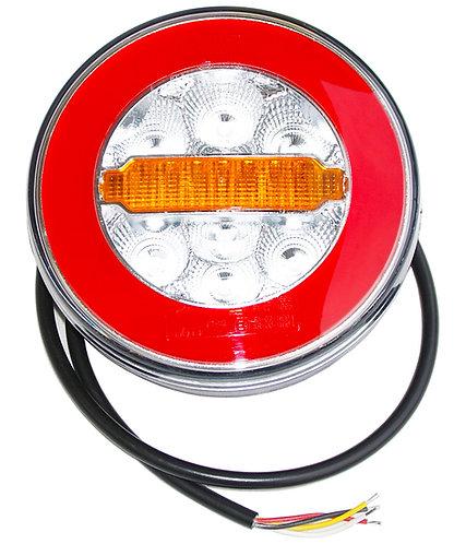 Фонарь задний универсальный 3-х функциональный FT-113 Y LED