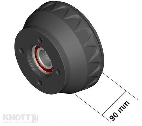 Барабан тормозной KNOTT тип F160