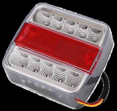 Фонарь задний универсальный для прицепа LED