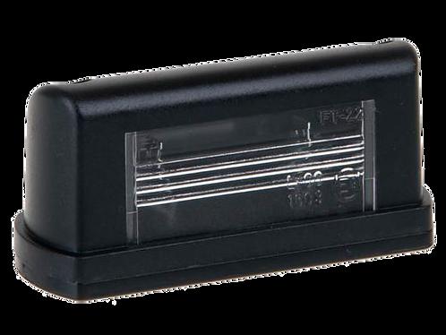 Фонарь подсветки номерного знака FT-022