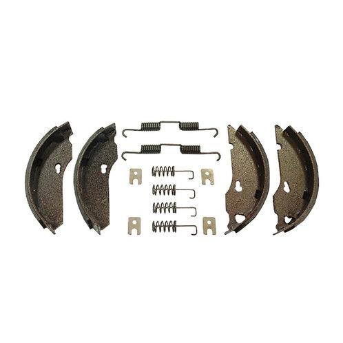Комплект тормозных колодок AL-KO с пружинами