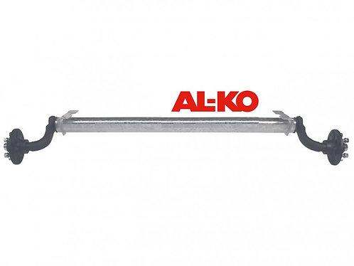 Ось резино-жгутовая без тормоза до 900 кг 112x5 AL-KO