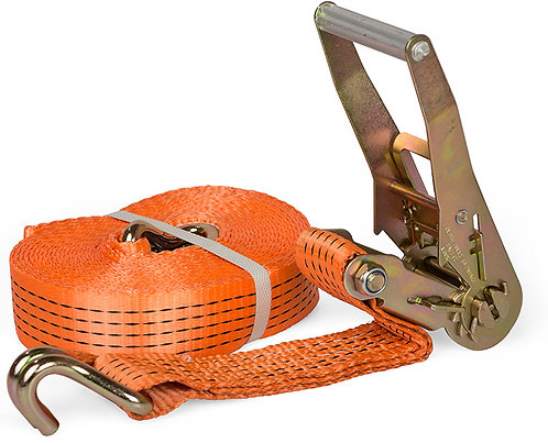 Стяжной ремень с крюками DoZurr 1000 кг