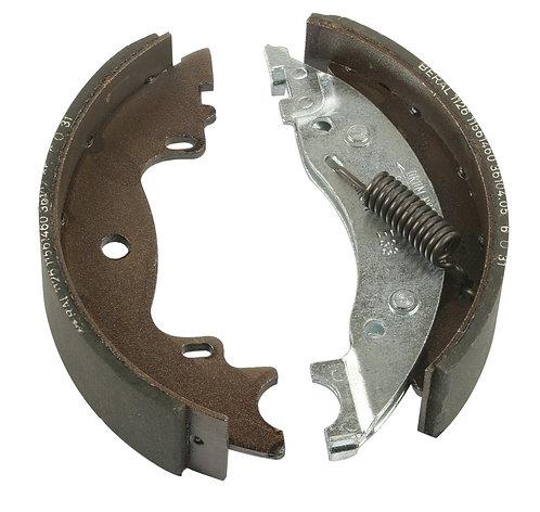 Комплект тормозных колодок KNOTT 250x40 мм
